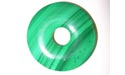 Malachite - Natural Stone Donut