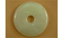 Chinese New Jade - Natural Stone Donut