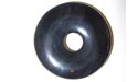Black Agate - Natural Stone Donut