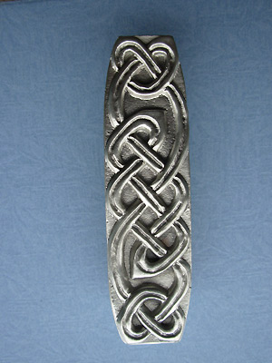 Celtic Knot Drawer Pull Lead Free Pewter