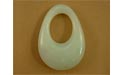 Oval Gogo Chinese New Jade