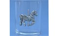 Carousel Horse Votive Holder - Lead Free Pewter