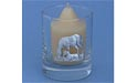 Mare & Foal Votive Holder - Lead Free Pewter