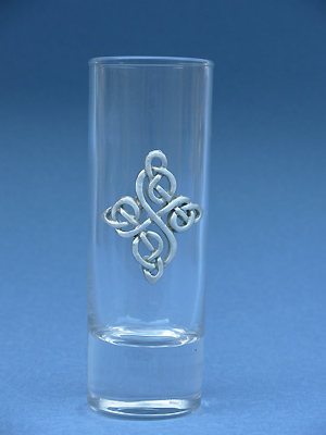 Happiness Knot Shooter - Lead Free Pewter