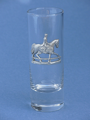 Dressage Shooter - Lead Free Pewter