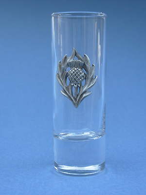 Thistle Shooter - Lead Free Pewter