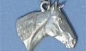 Standardbred Keychain - Lead Free Pewter
