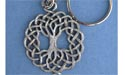 Tree of Life Keychain - Lead Free Pewter