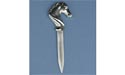 Lg. Horse Head Letter Opener - Lead Free Pewter