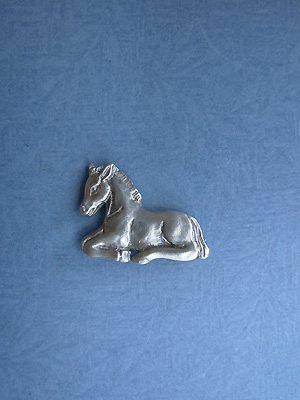Colt Lapel Pin - Lead Free Pewter