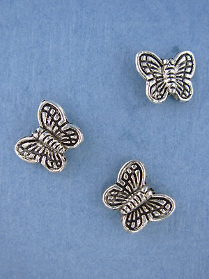 Butterfly Bead - Base Metal