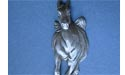 Galloping Horse Brooch - Lead Free Pewter