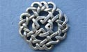 Four Mary's Brooch - Lead Free Pewter