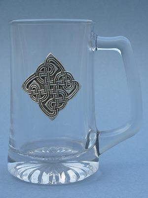 Transformation Knot Beer Mug - Lead Free Pewter