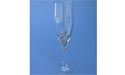 Dragon Champagne Glass - Lead Free Pewter