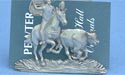 Rodeo Business Card Holder - Lead Free Pewter