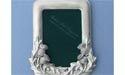 3.5x5 Thistle Picture Frame - Lead Free Pewter