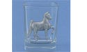 American Saddlebred Shot Glass - Lead Free Pewter