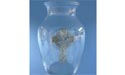 Celtic Cross Vase - Lead Free Pewter
