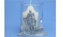 Hunt Scene Two Piece Votive Holder - Lead Free Pewter