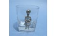 Drummer Rock Glass - Lead Free Pewter